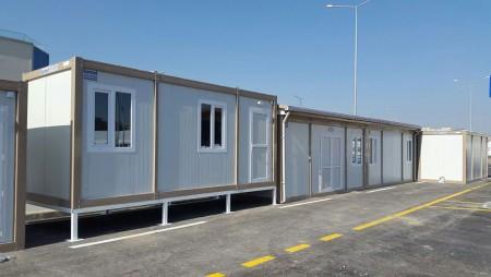 Konteyner, konteyner ofis, konteyner evler