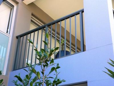 Perila (Məhəccər) Balkon