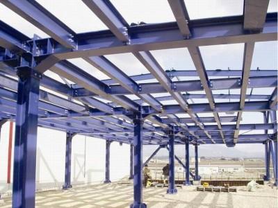 Metal konstruksiya işləri, metal konstruksiyaların hazırlanması, istehsalı və montajı. Dəmir konstruksiya layihələri, qiymetleri. Anbar tikintisi.