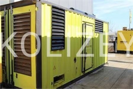 Generatorlarin satisi, catdirilmasi ve qurasdirilmasi