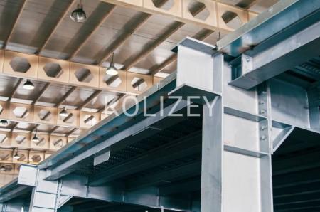 Metal Konstruksiya Layihələri