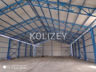 Metal Konstruksiya layihelerinin gorulmesi, istehsali, montaji