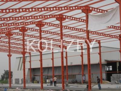 Metal Konstruksiya layihələri, fermalar, anbar tikintisi