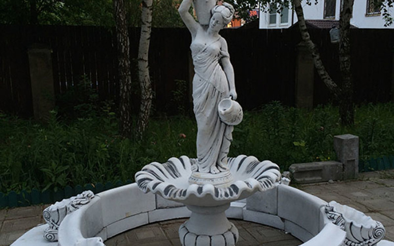 Fibrobeton, Fibrobeton Fasad Fibrobeton heykel